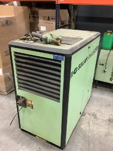 Sullair 40 hp Compressor w/receiver dryer